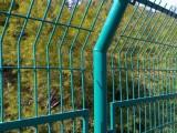 青海圈地园林双边丝护栏网 道路护栏网 河道护栏网价格咋算的