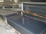 2MM厚PVC板 灰色PVC板