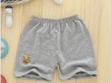 3元童装批发厂家直销 低价出售童装短裤 夏季童装短裤