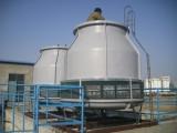 圆形逆流冷却塔-沈阳玻璃钢储罐,玻璃钢冷却塔专业生产厂家