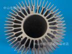 2015新款12W车铝球泡散热器  太阳花型材