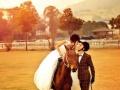 三月预定婚纱照聚划算,到 鲁冰花 拍出心动感