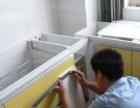 专业橱柜维修 厨房改造 门板 五金 台面 柜体更新