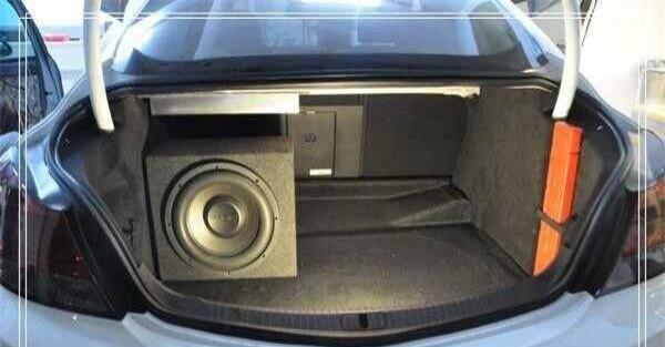 温州别克君威汽车音响改装符合自己的要求