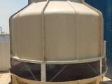 厂家直销毕节50T圆形玻璃钢冷却塔