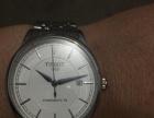 带了半年的天梭机械手表,低价转让了