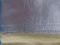 芳纶覆铝箔面料凯夫拉覆铝膜面料芳纶1414覆铝膜面料