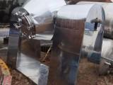 出售二手不锈钢双锥回转真空干燥机