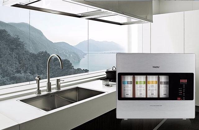 净水器家用直饮亚都厨房纯水机自来水净水机