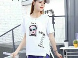武漢大型尾貨服裝市場夏裝品牌服裝大量庫存便宜服裝貨源