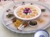 陶瓷海鲜盘海鲜大拼盘餐厅平盘分格拼盘大咖盘60公分组合大盘