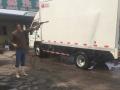 十一月份箱货车 两千公里