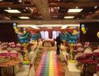 南京开业气球儿童生日创意气球喜庆气球布置小丑魔术