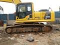 公司二手低价的小松挖掘机120售卖价格