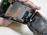 洛阳三星S7换屏 电池不开机进水维修