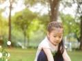 广州番禺儿童摄影,大自然户外亲子摄影,记录点滴成长