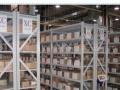 批发仓库货架、阁楼平台、重型横梁式货架
