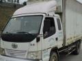 解放轻型厢式货车