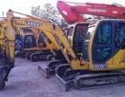 转让二手小松130挖掘机 二手60挖掘机
