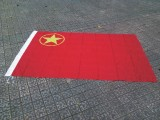 成都彩旗制作旗子旗帜,公司旗,厂旗,锦旗,串旗制作定做