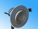 畅销 LED5W COB天花灯 开孔65mm天花灯 嵌入式5W筒