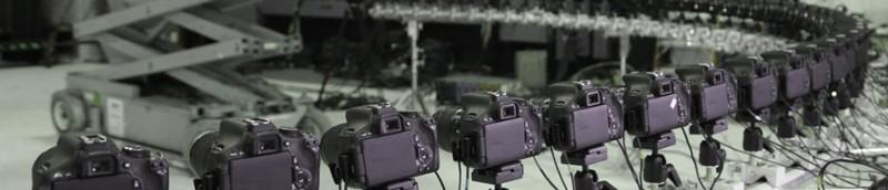 支持全国巡展 180/360度环绕拍摄-静止3D拍照