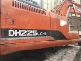 斗山225转让个人二手挖掘机原车原漆