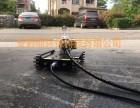 智能机器人清洗大型油烟管道引领清洗行业新气象