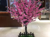 北京专业制作仿真桃花树 仿真樱花树各种仿真树定做