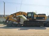 纯进口二手卡特349D挖掘机出售 全国包送