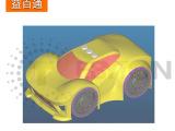 深圳汽车外壳CNC加工 3D打印快速成型 零配件加工