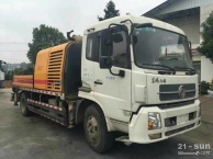 湖南SY9018二手混凝土泵车