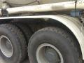 山东出售二手豪沃前四后八散装水泥罐车48方 买车签订法律合同
