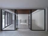 上海徐汇区维修地弹簧推拉玻璃门 定做玻璃门