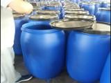 供应富航200L抱箍桶PE广口化工圆桶