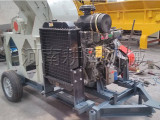 批发木柴粉碎机/柴油机木材削片机生产厂家