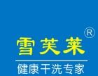 萍乡市创业创新就开雪芙莱健康干洗加盟店