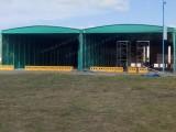杭州萧山区活动雨棚布 移动折叠帐篷 停车伸缩遮阳蓬厂家直销