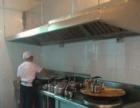 安装餐饮业和饭堂的油烟机、烟罩、烟管、净化器