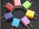 iphone5 4 苹果全系列USB充电器 可爱糖果色