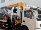 厂家低价出售清障拖车2年0.1万公里8.6万