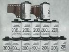 乐凯胶片 lomo相机彩色胶卷 200I