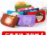 厂家直销 乖乖猫 韩版卡通动物零钱包 卡包 钥匙包 化妆包 25