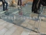 【可订做 不规则尺寸】 拼装舞台 T型舞台 透明玻璃舞台 晚会舞