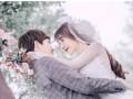 婚礼上选择什么发型最显脸小丨温州巴黎春天婚纱摄影