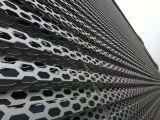 湖南奥迪外墙铝单板,奥迪4S店外墙装饰专用铝单板材料