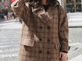 五元夹棉毛呢外套 秋冬韩版尾货杂款外套库存女装服装尾货批发