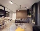 60平现代简约公寓设计