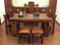 老船木家具 老船木功夫茶桌 茶台泡茶桌椅组合