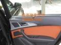 奥迪A4L汽车座椅包真皮座套,进口真超纤皮座套